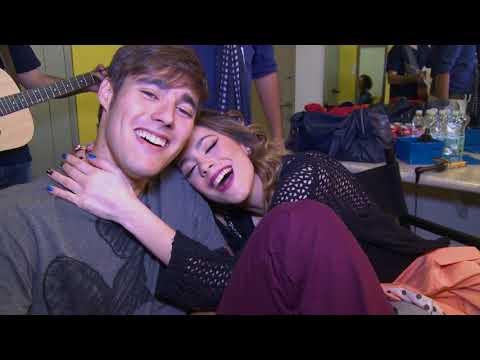 Violetta en Vivo: Tini y Jorge cantan