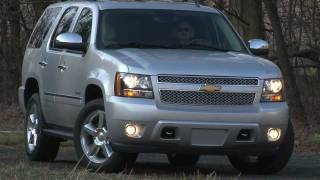 2012 Chevrolet Tahoe - Drive Time Review with Steve Hammes videos