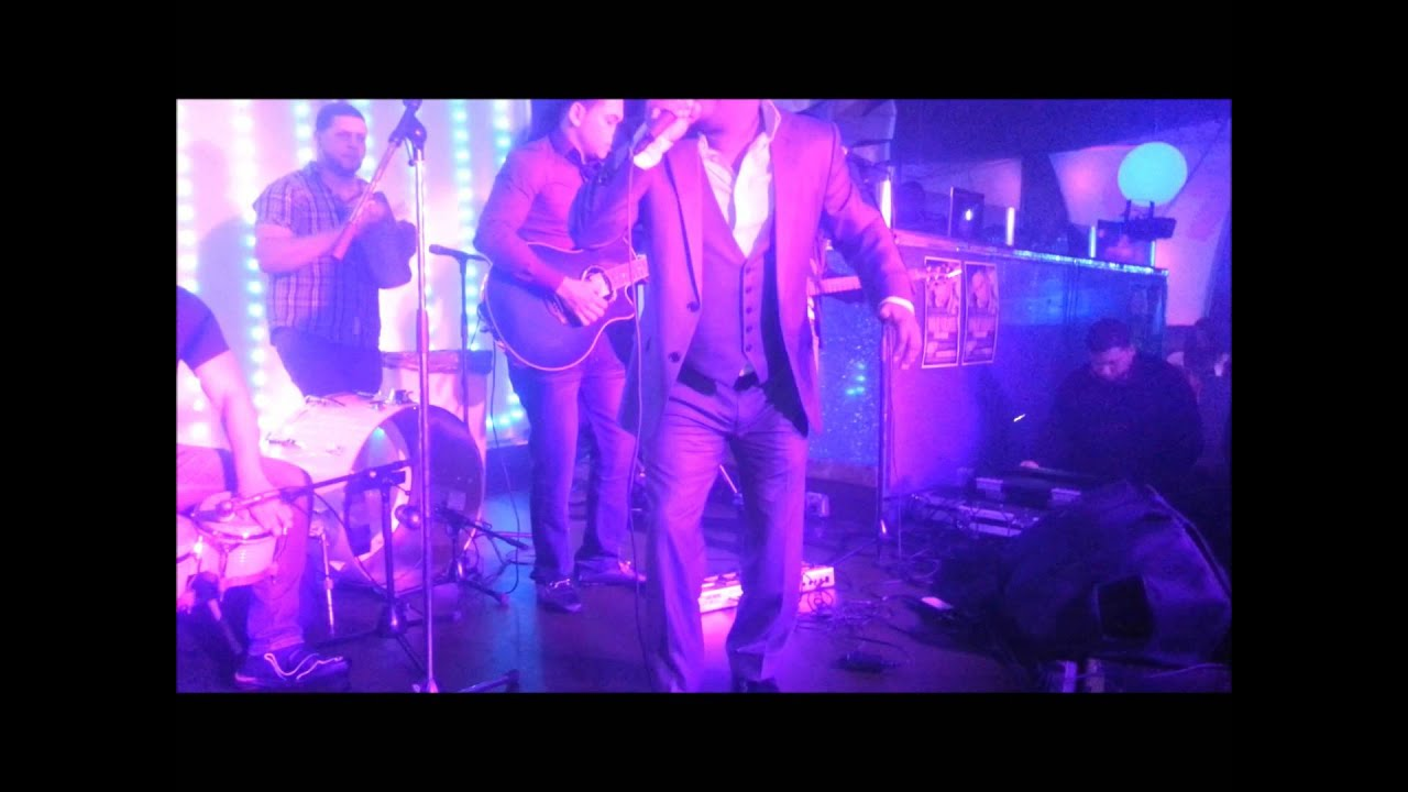 Yoskar Sarante Live @ Bliss