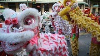 Chinese New Year Parade 2014