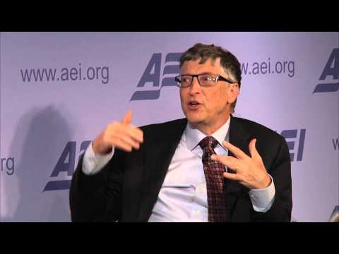 What does Bill Gates consider his biggest achievement?