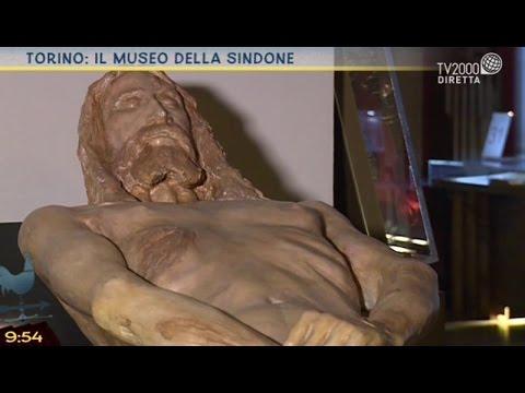 Torino: il museo della Sindone