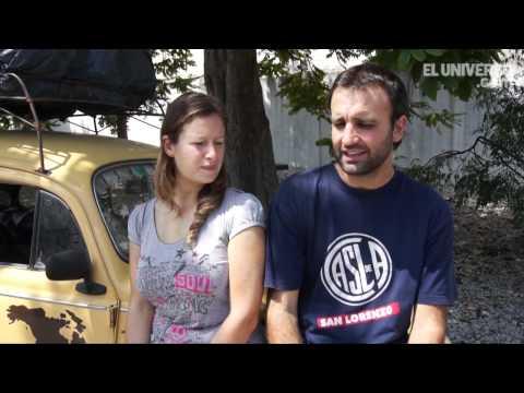 Siete meses de viaje en un Volkswagen Escarabajo