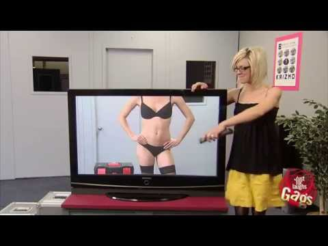 Throwback Thursday: X Ray TV Reveals Sexy Girl in Lingerie Prank