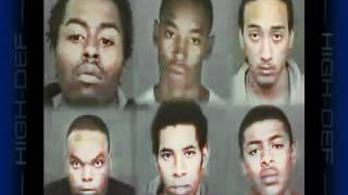 32 Black Gangbangers Target White And Latino Victims For