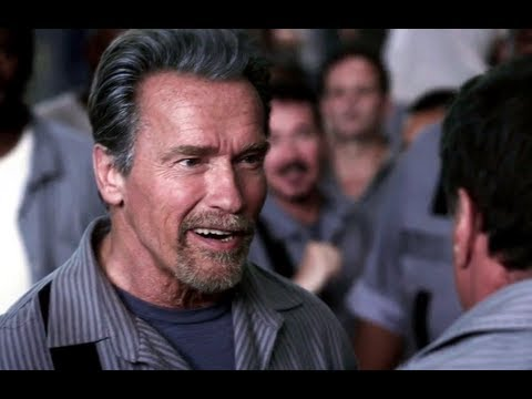 Escape Plan - Official Trailer (HD) Arnold Schwarzenegger, Sylvester Stallone
