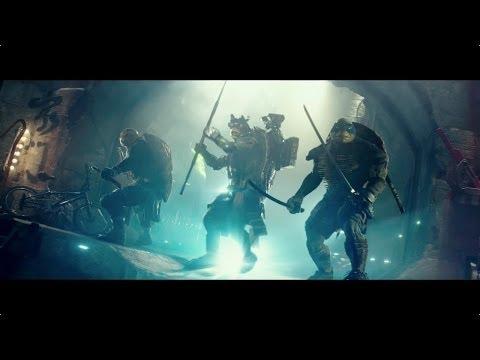 Tartarughe Ninja   Nuovo Trailer Ufficiale   ITALIA   Paramount