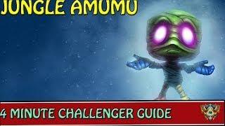 4 Minute Challenger Guides : Jungle Amumu League Of