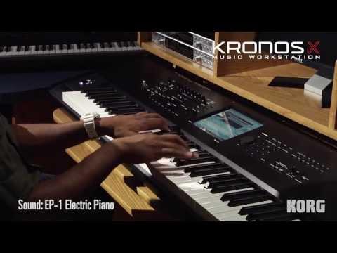 KORG Kronos X Music Workstation di Bhinneka.Com