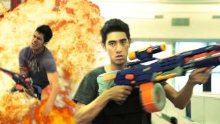 Office Warfare Nerf Gun