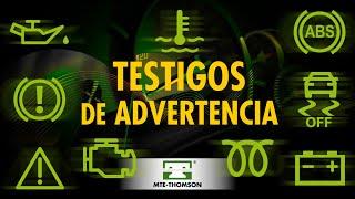 """Colores en el cuadro de instrumentos """"LAS DE ADVERTENCIA"""" (amarillas)"""