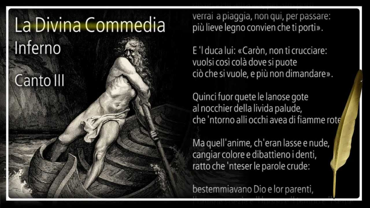 image La divina commedia seconda parte