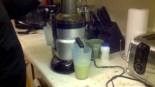 Bullet Express Juicer Test