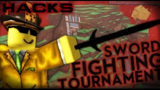 Roblox: Sword Fighting Tournament [how To Hack Points With