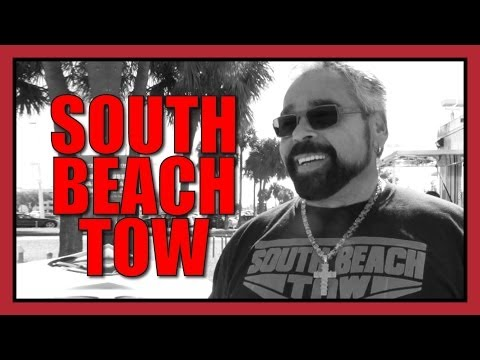 Robbie South Beach Tow Height South Beach Tow Vlog 34