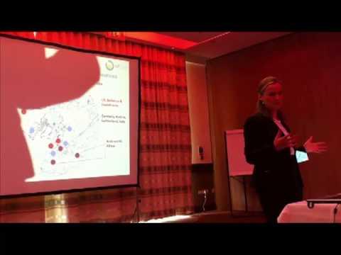 Dr. Natalia Szlarb in Dublin Conference