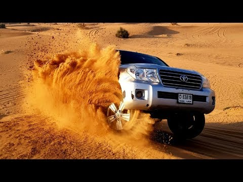 Dune Bashing in Dubai | Dubai Desert Safari