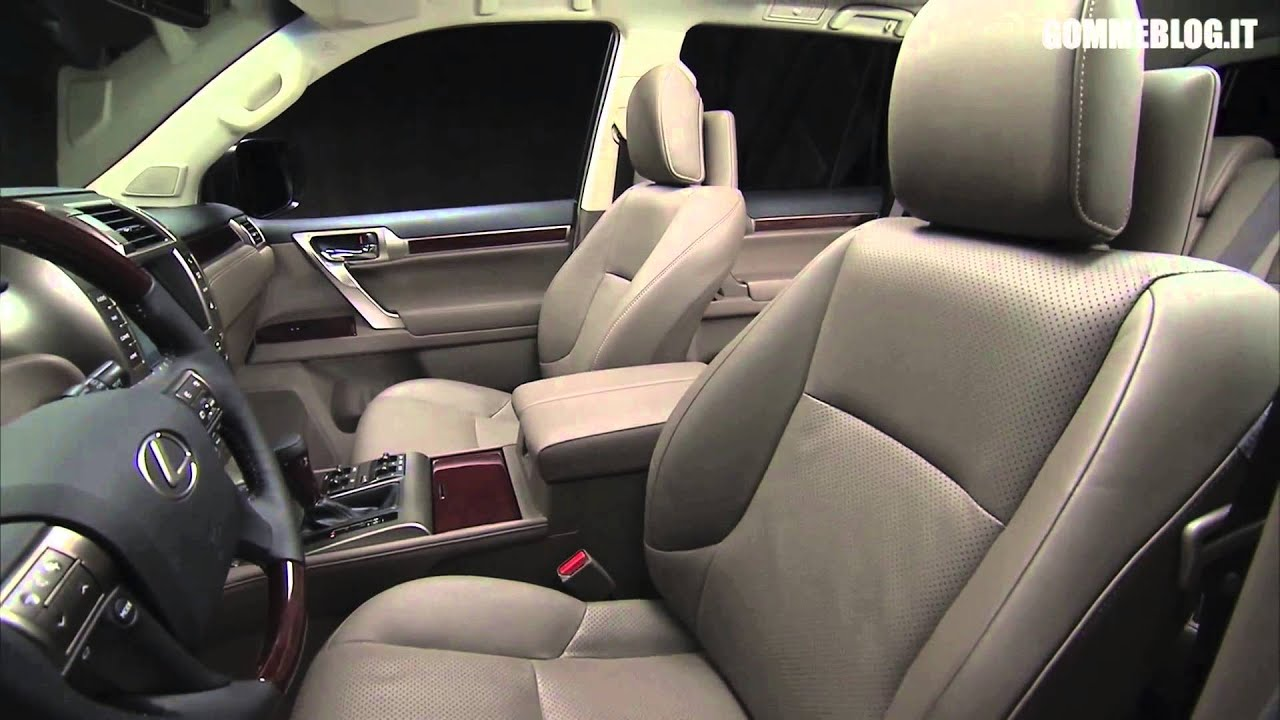 2014 New Lexus Gx 460 Interior Design Youtube