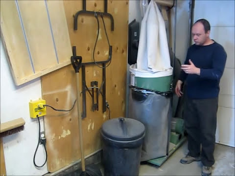 Am nagement d 39 atelier d 39 b nisterie youtube - Amenagement garage atelier ...