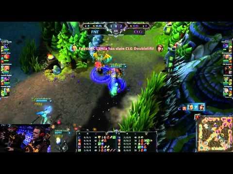 IEM World Championship CLG vs. fnatic (League of Legends)