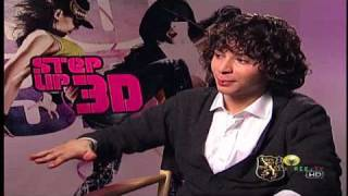 "Adam ""Moose"" Sevani Says 'STEP UP 3D' Is Like A Class"