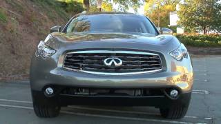 2011 Infiniti FX35 RWD, Detailed Walkaround videos