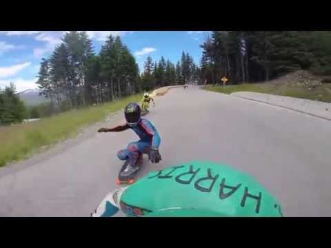Whistler LB Fest 2014 Raw Run - Switzer, Harris, Wippermann