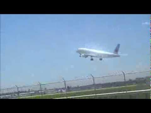 Air Canada E-190 Takeoff
