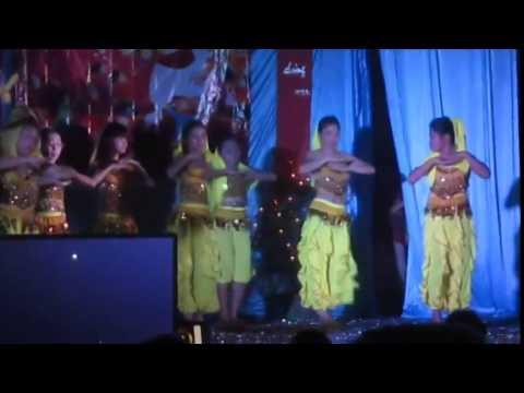 Múa  Alibaba   Thiếu nhi giáo họ Ngọc Mạch   Trung Thu 2013