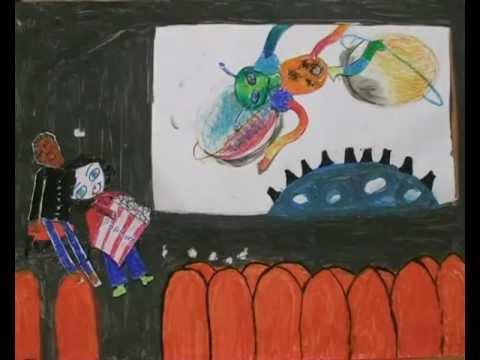Oscar Carreschool: PopCorn Alien.mov