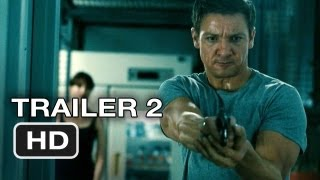 The Bourne Legacy Official Trailer #2 (2012) Jeremy Renner