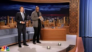 Drone Race with Tyler Perry