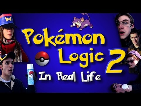 POKEMON LOGIC IN REAL LIFE 2, Pokemon Logic is back! After a confrontation with Officer Jenny, this time we follow Ass's quest to get the first gym badge, but once again the world of ...