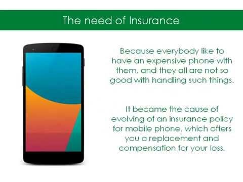 Mobile Phone Insurance Policy-True Insurance