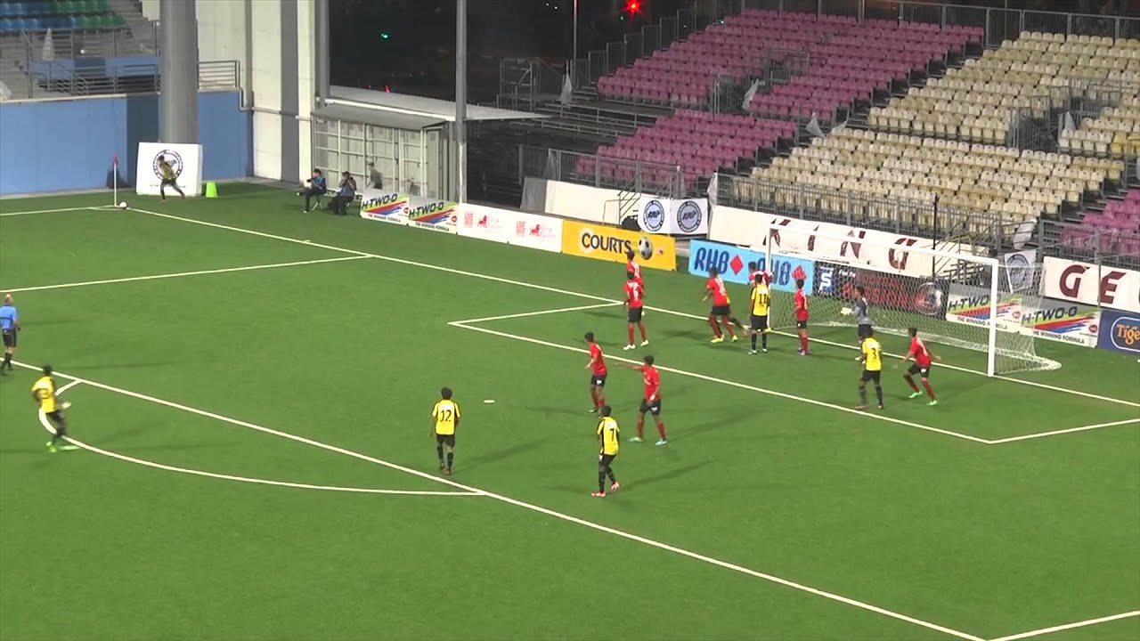 Young Lions 2-3 Tanjong Pagar Utd