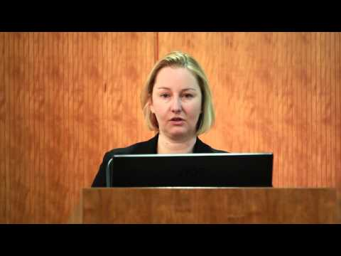 Carolyn Johnston: Experiences from leadership development programmes