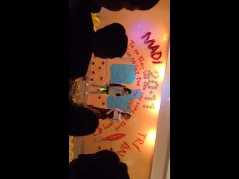 Karaoke Idol Madi 2013- Tình yêu màu nắng :(