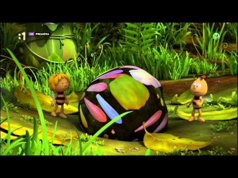 Včielka Mája - Velká peľová lúpež