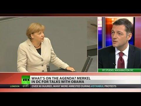 Obama and Merkel no longer have