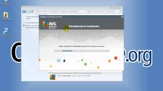 Desinstalar Antivirus AVG
