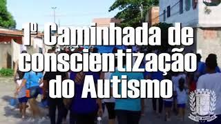 Caminhada Pela Concretização do Autismo