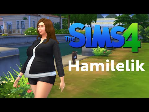The Sims 4 - Bölüm 5 - Hamilelik