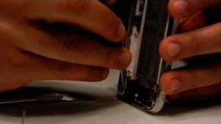 Como cambiar el boton de apagado en un iphone