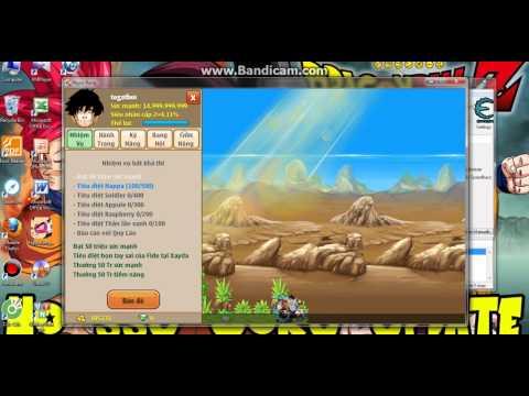 Hack Dragon Boy online togathoi Hack siêu nhân lên thần trái đất cấp 2