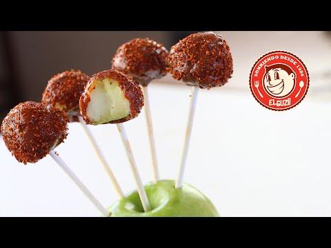 Manzanas con Chile/ Caramelo - El Guzii