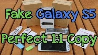 FAKE Samsung Galaxy S5 ! HDC S5 Perfect 1:1 Copy