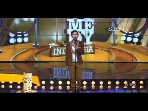 SUCI 5 Show 15 (HD) Indra - Putaran 2