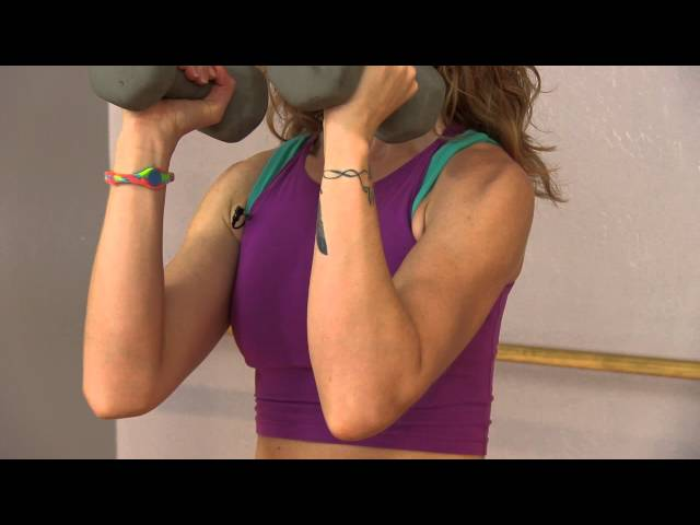 Lifting Exercises That Avoid Stressing Shoulder Ligaments : Trim Down & Get in Shape