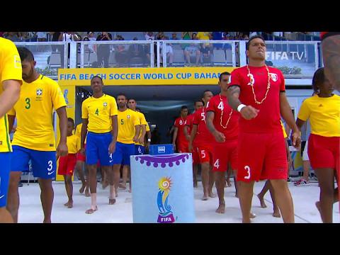 Depois de decepcionar nas últimas edições, seleção brasileira faz bela campanha nas Bahamas, vence por 6 a 0 na final e volta ao todo do mundo