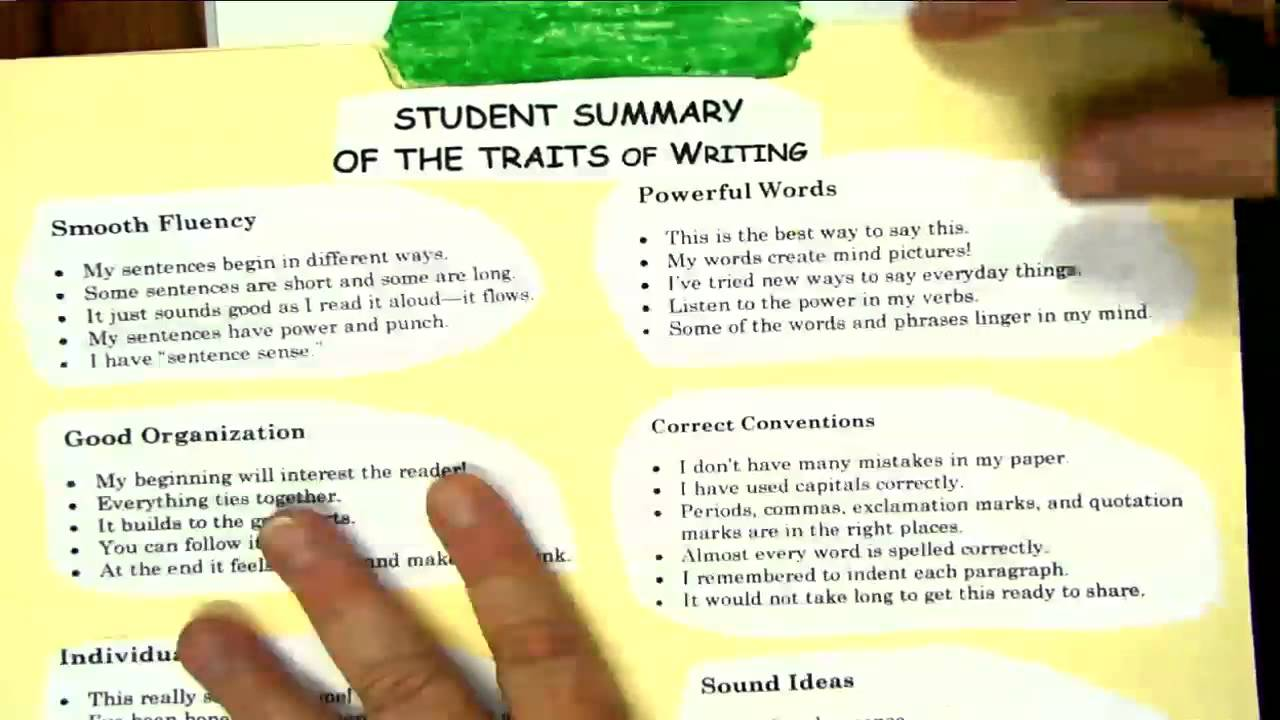 narrative essay read write think